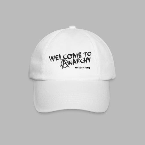 welcomeanarchy - Baseballkappe