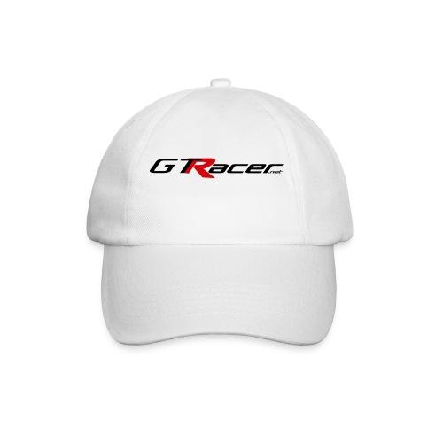 gtr stickertransblack - Baseballcap