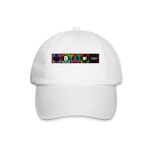 5 Logos - Baseball Cap