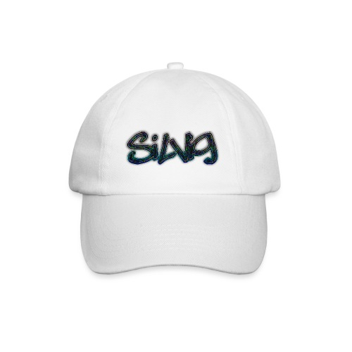 SilViG logo limited - Baseballkasket