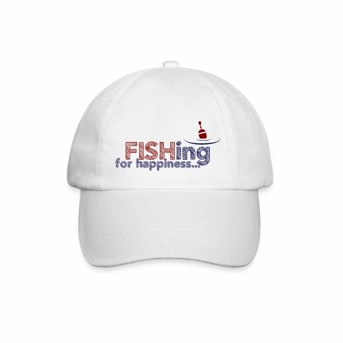 Fishing For Happiness - Baseball Cap
