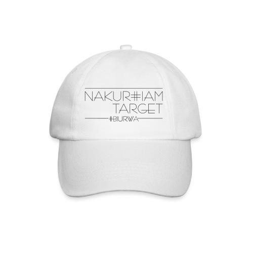 Nakurwiam Target - BLACK - Czapka z daszkiem