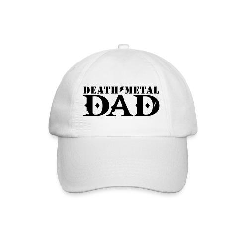 death metal dad - Baseballcap