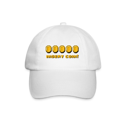 KUBUS Insert Coin! - Baseballkappe