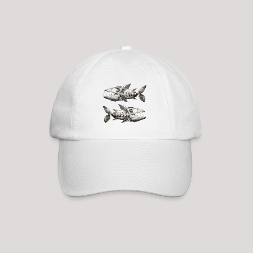FishEtching - Baseball Cap
