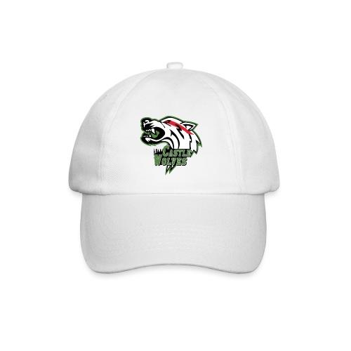 CastleWolves_Logo - Baseballkappe