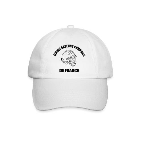 Jeunes Sapeurs Pompiers de France - Casquette classique