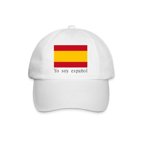 yo soy español - Gorra béisbol