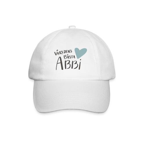 Världens bästa Abbi - Basebollkeps