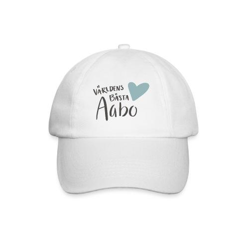 Världens bästa Aabo - Basebollkeps