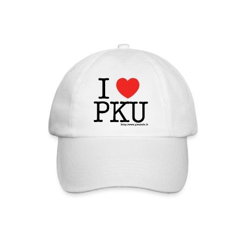 I love PKU - Cappello con visiera