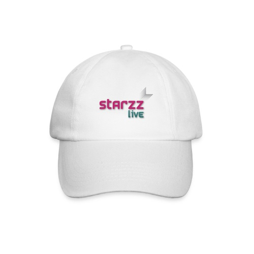 starzz live - Baseballkappe