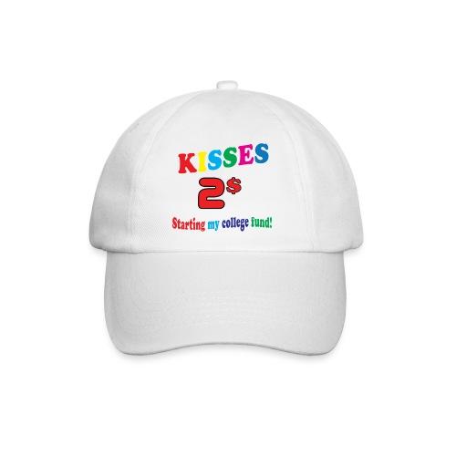 kisses 2 dollar - Basebollkeps