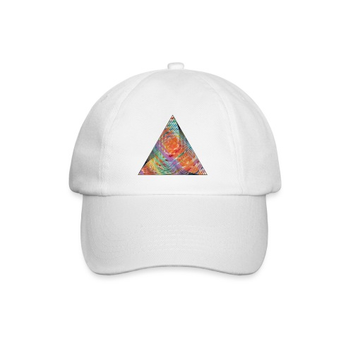 Triangle of twisted color - Baseball Cap