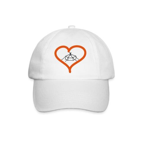Herzjurte - Baseballkappe