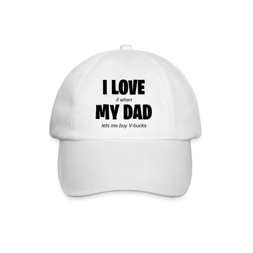 Love Dad Vbucks - Baseball Cap