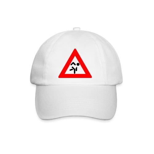 verkeersjumpklein - Baseballcap