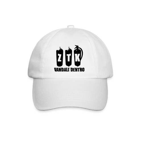 ZTK Vandali Dentro Morphing 1 - Baseball Cap