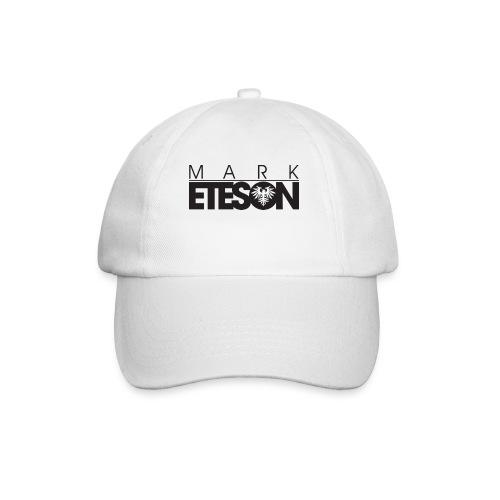NEW Text Logo Small - Baseball Cap