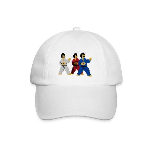 8 bit trip ninjas 1 - Baseball Cap