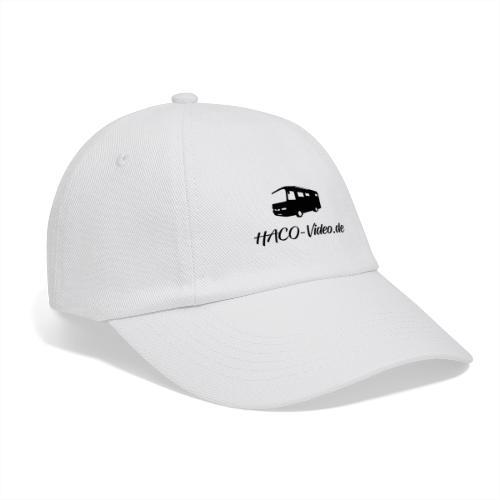 Haco-Video Logo - Baseballkappe