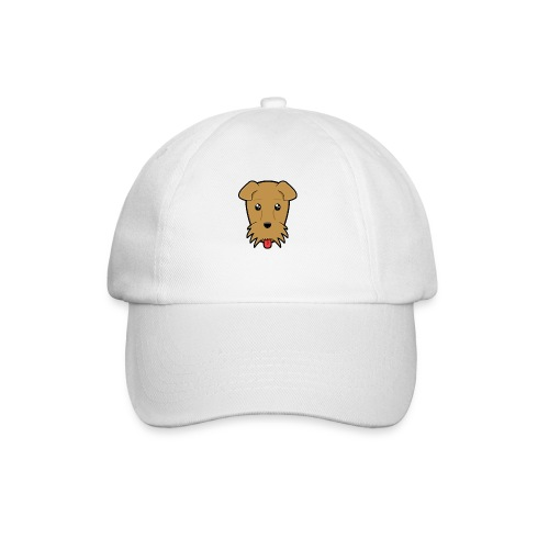Shari the Airedale Terrier - Baseball Cap