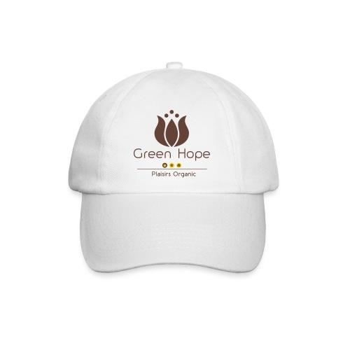 Logo + Ens + SL GreenHOPE - Casquette classique
