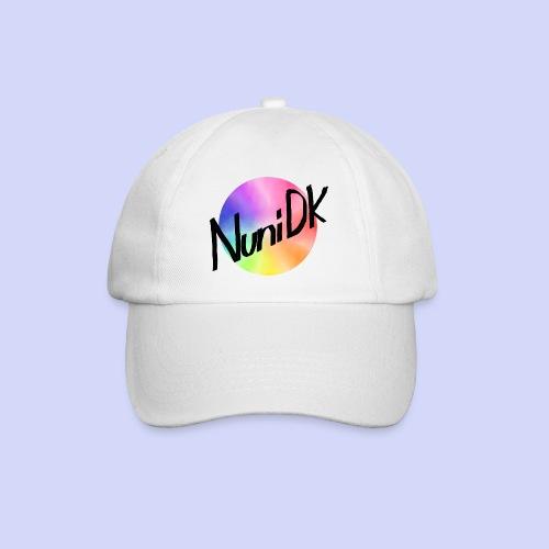 Rainbow shade, NuniDK Collection - Female top - Baseballkasket