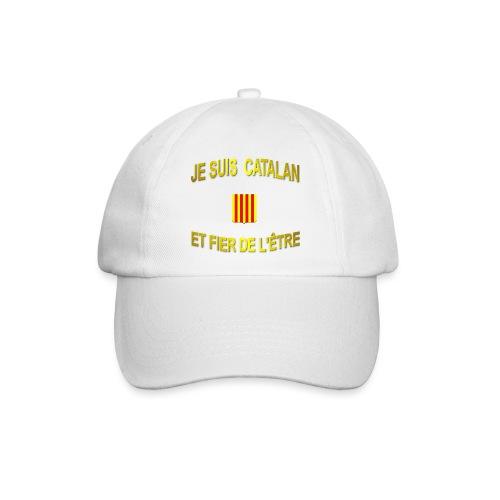 Tee-Shirt supporter du pays CATALAN - Casquette classique