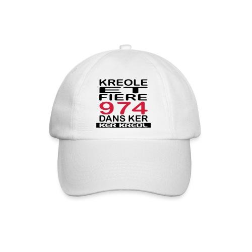 Kreole et Fiere - 974 ker kreol - Casquette classique