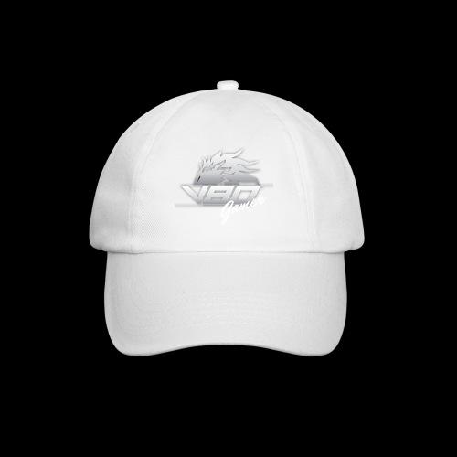 logo lionheartv80 chiaro trasparente - Cappello con visiera