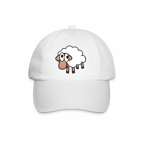 Sheep Cartoon - Baseballcap