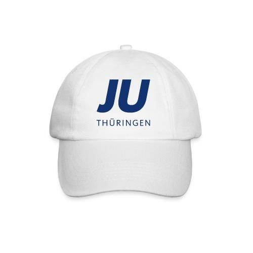 JU Thüringen blau quadrat - Baseballkappe