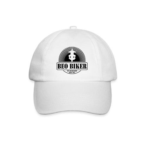 Logo Beo Biker Black - Baseballkappe