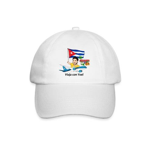 Cuba - Viaja con Yoel - Gorra béisbol