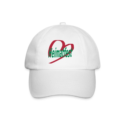 Heimatfest love - Baseballkappe