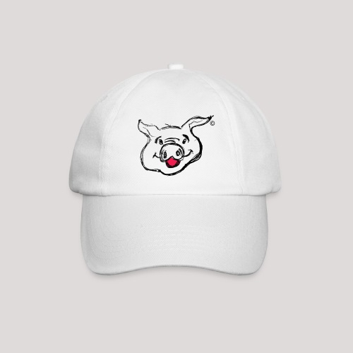 PIGGY Black - Baseball Cap