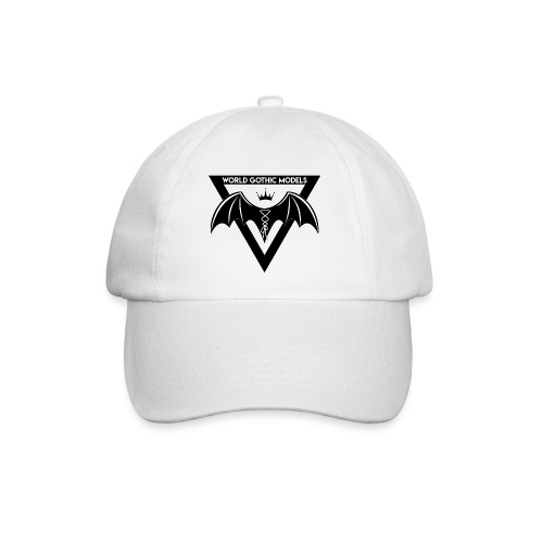 World Gothic Models Official Logo Design - Baseball Cap