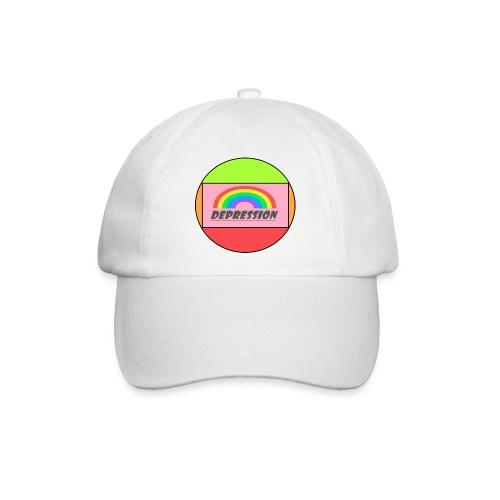Depressed design - Baseball Cap