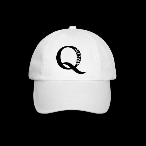 Q Anon Q-Anon Original Logo - Baseballkappe