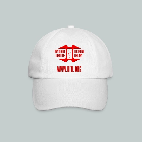 Logo with URL - Baseball Cap