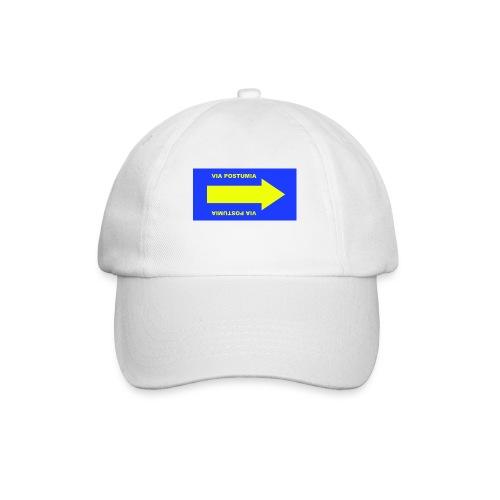 flecha amarilla - Cappello con visiera
