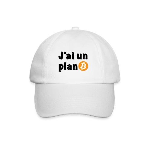 plan Btc - Casquette classique