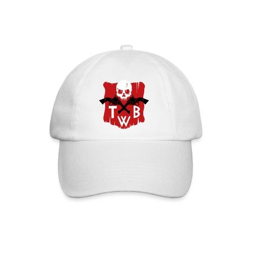 TWB logo - Cappello con visiera