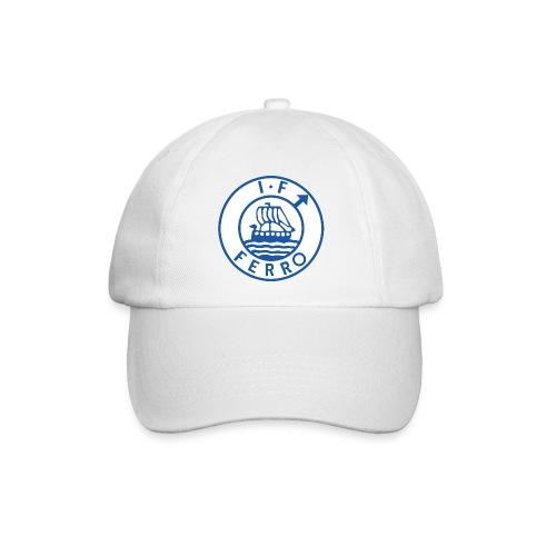 big logo Ferro png - Basebollkeps