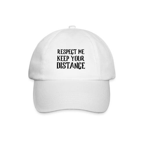 Keep Distance - Baseballkasket
