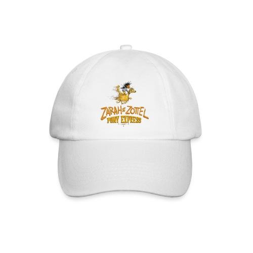 Zarah und Zottel Pony Express - Baseballkappe