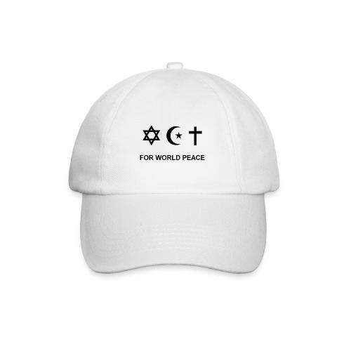 For World Peace badges - Casquette classique