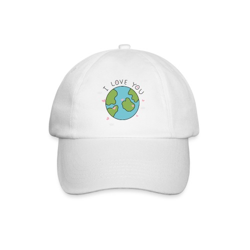 iloveyou - Cappello con visiera
