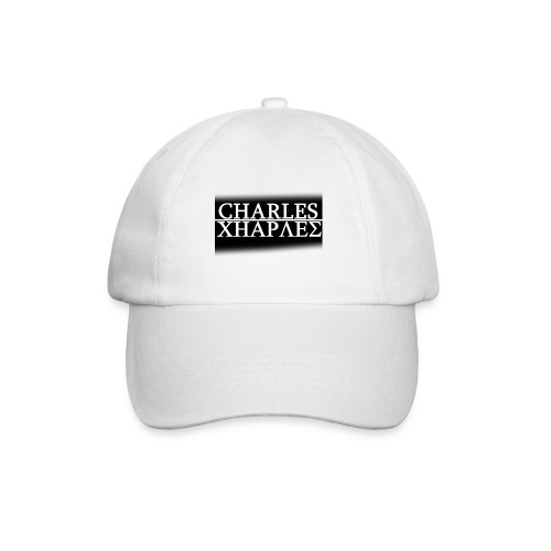 CHARLES CHARLES BLACK AND WHITE - Baseball Cap